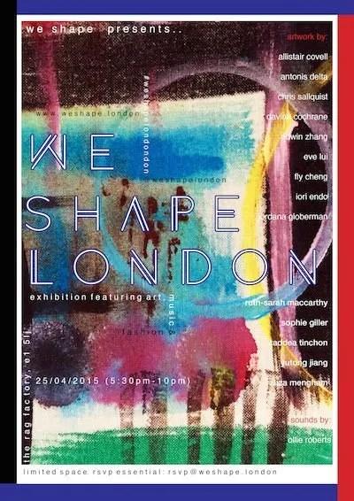 Allistair Covell – We Shape London