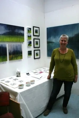 Digswell Artists Selected for Prestigious Art Fair