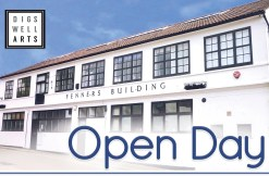Digswell Arts - Fenners Building - Open Day