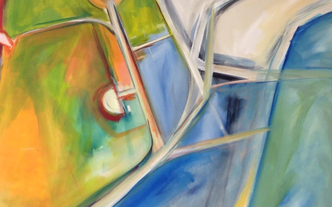 Pentimenti – An exhibition of recent paintings by Helen Mason
