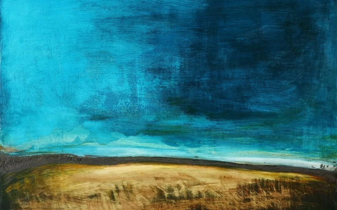 Land, Space, Sky : A Solo Exhibition by Alex McIntyre