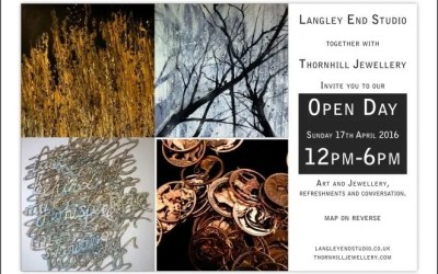 Open Day at Langley End Studio