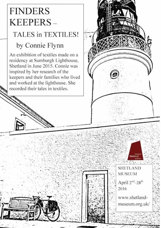 Poster by Connie Flynn - B&W
