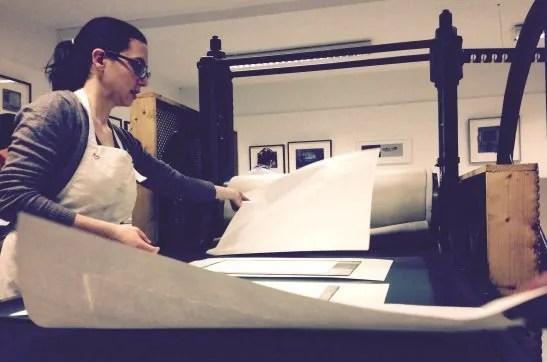 Upcoming Print Workshops