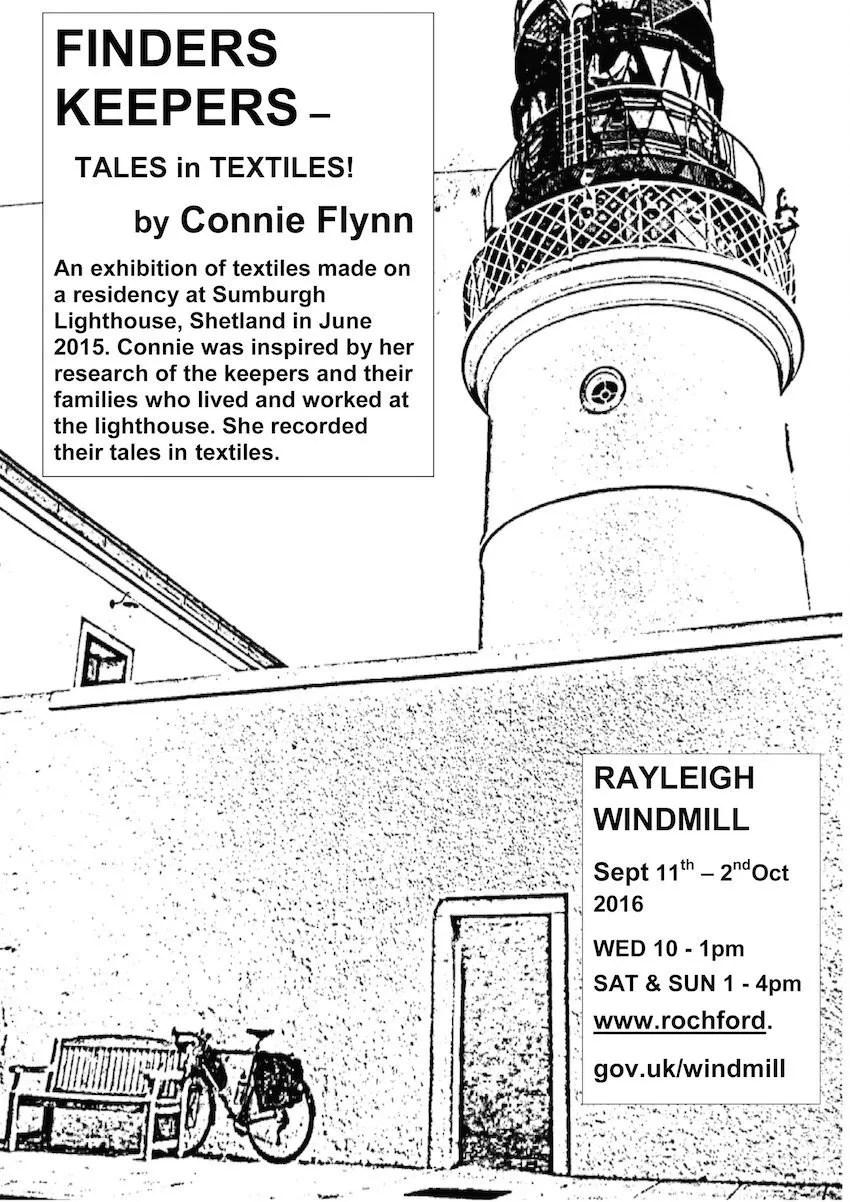 Poster by Connie Flynn - B&W RM- FINAL