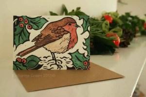 Robin-Card