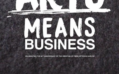 Arts Means Business Exhibition