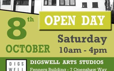 Open Studios at Fenners
