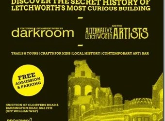 Pop Up Art Exhibition At The Cloisters