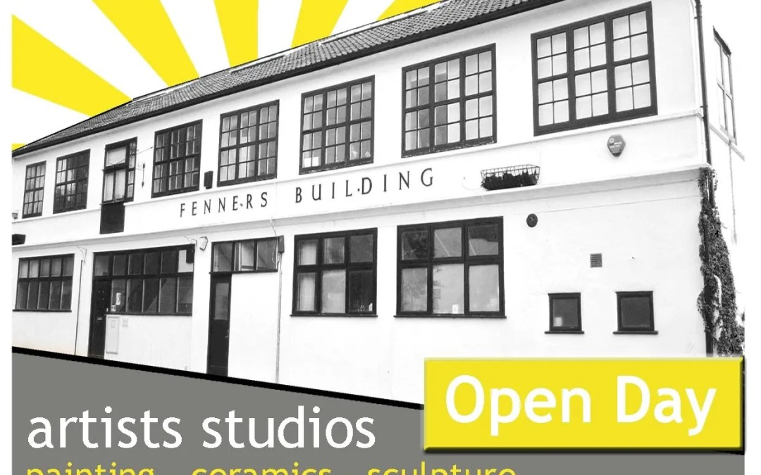 Open Day at Fenners Studios