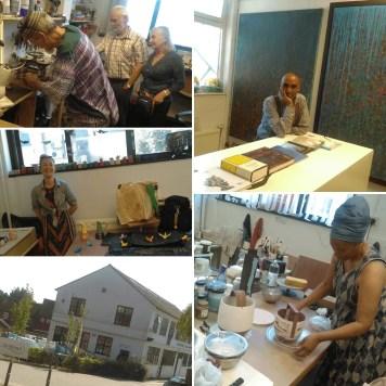 Studios - Ian, Ruta, Abu, Faye