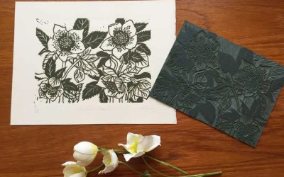 Spring Print Workshops – A few spaces still available