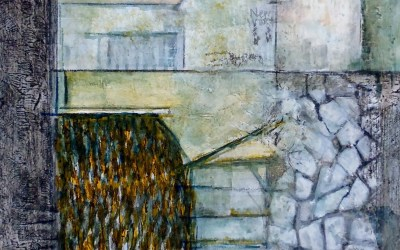 Here and There – An Exhibition of paintings & drawings by Helen Mason
