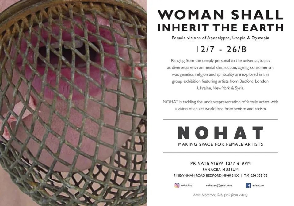 Exhibition : Women Shall Inherit The Earth