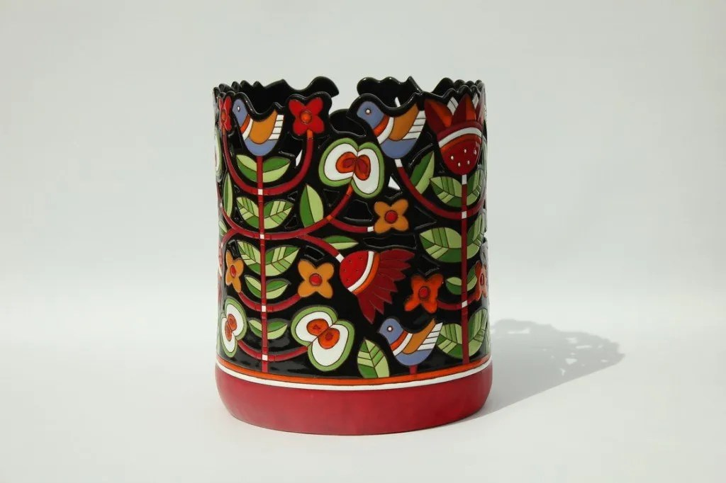 Ruta Bartkeviciute exhibits for the first time at Art In Clay Farnham