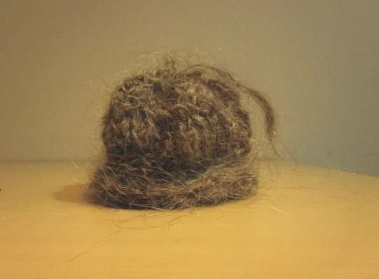 changed hair hat