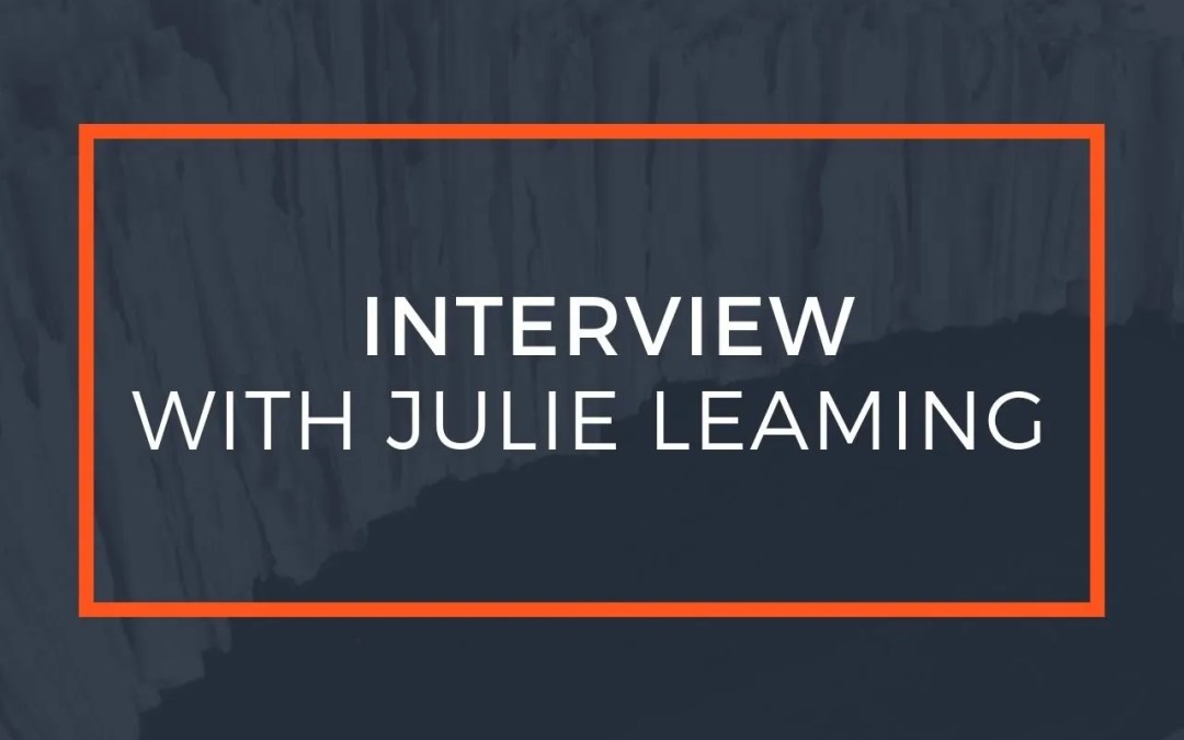 Interview with Julie Leaming