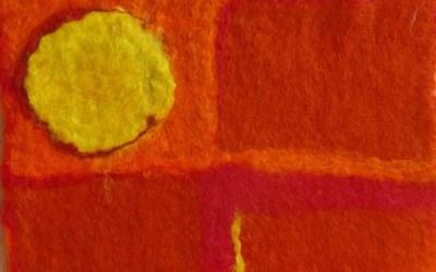 Patrick Heron : An Artist in Focus Exhibition – Felt Making Workshop with Connie Flynn
