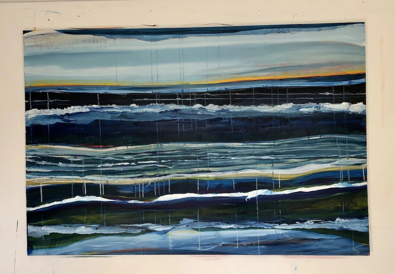 Water and Air, Julia Holt