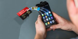 How to move apps to SD card in android devices