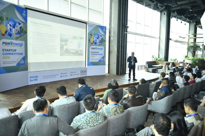 PGN Gelar Energy Startup Competition 2019