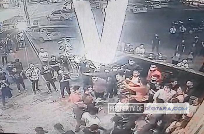 diduga aniaya polisi di tempat hiburan malam anggota dprd sumut diamankan - Jenguk Polisi Korban Penganiayaan, Kapolda Sumut : Proses Hukum Terus Berjalan