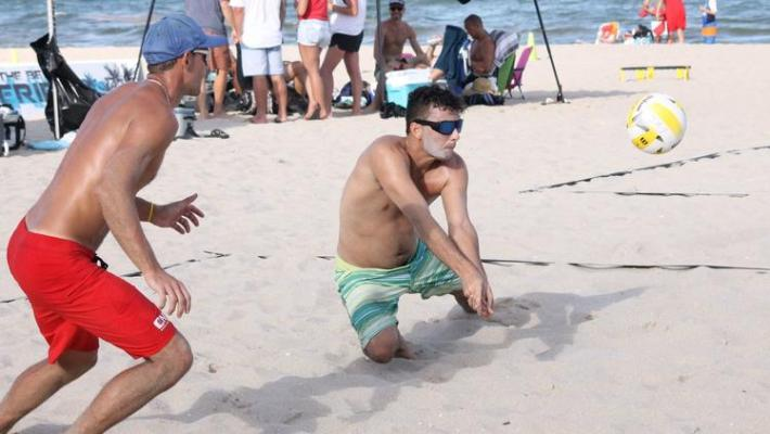 """The Dig the Beach volleyball tournament came to Pompano Beach with men""""s and women's teams battled"""