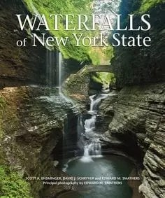 waterfalls of new york state book