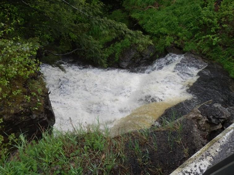 Buttermilk Falls, Decanter, AKA: Ferris Falls, First Falls, Otsego County, New York