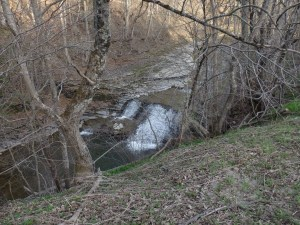 Smoky Hollow Falls, Shedd Brook Falls, Herkimer County, New York State