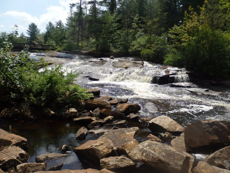Grunerts Falls, Lewis County, New York