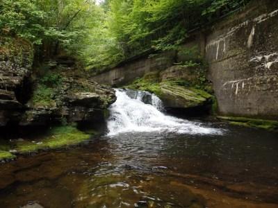 Beaverkill Falls, Sullivan County, New York