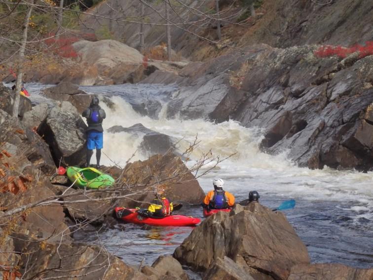Sliding Falls, Knifes Edge, Lewis County, New York