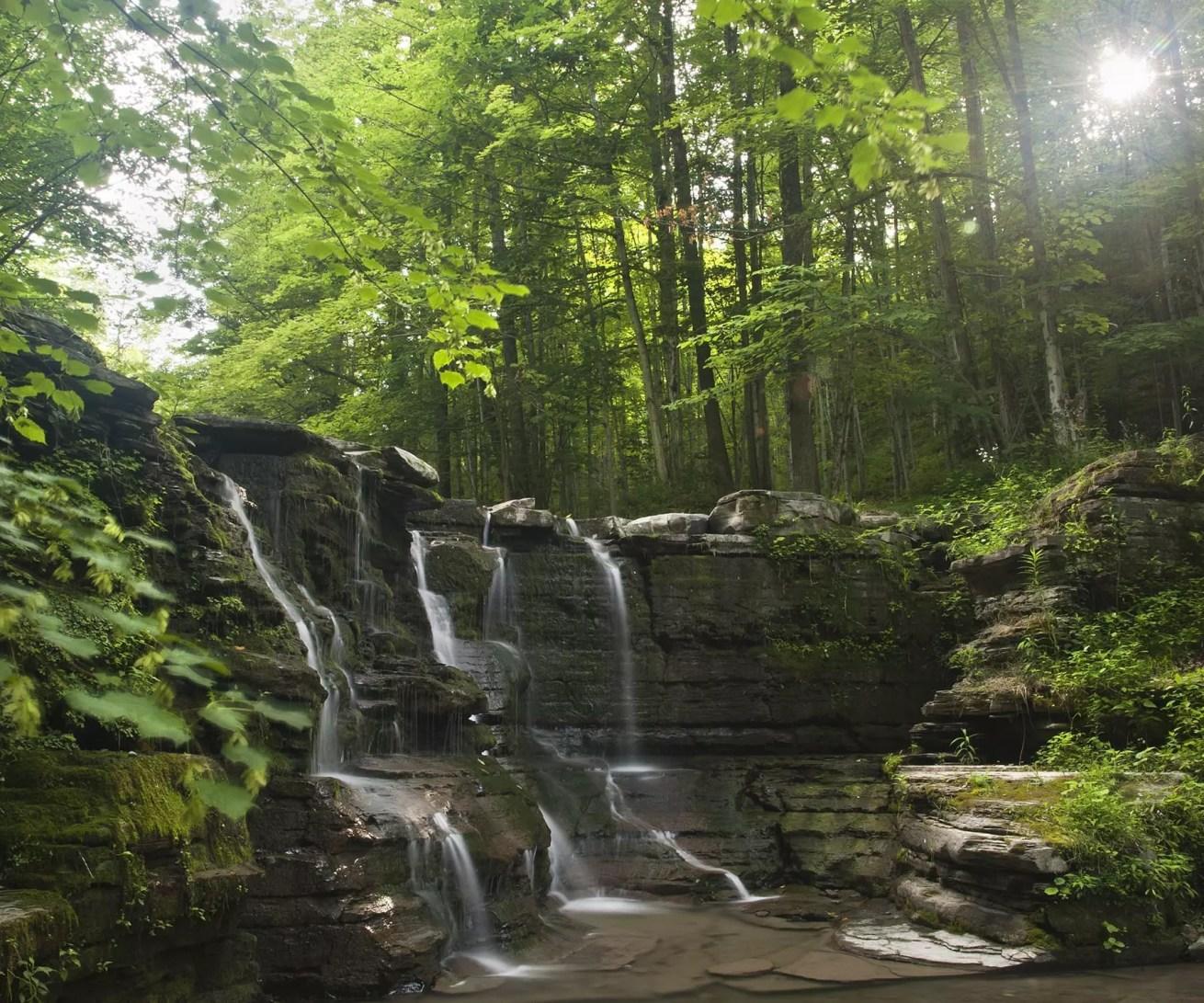 Twin Falls Watkins Glen