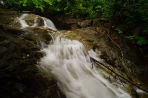 Stag Brook waterfall