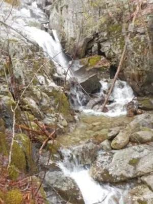 Blueberry Falls waterfall