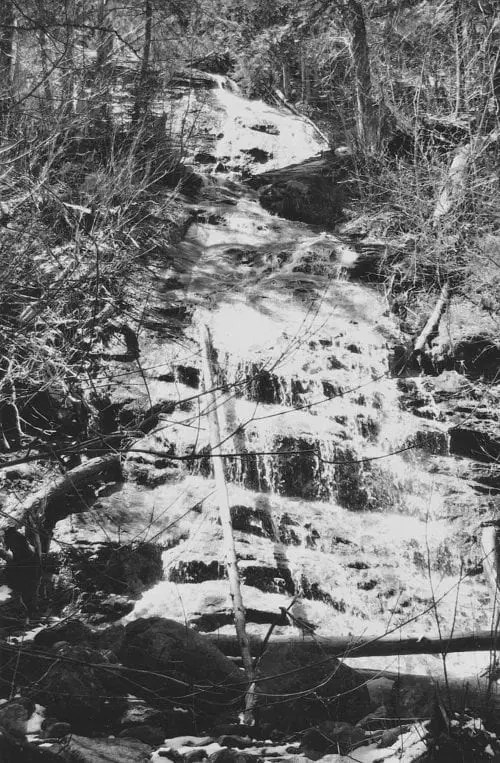 Deer Brook Falls