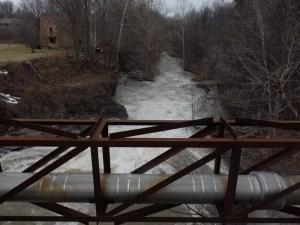 Dunlop Falls, Onondaga County, New York