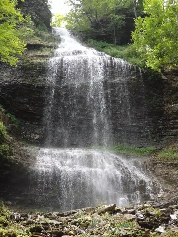 Judd Falls, Otsego County, New York 8-23-2014