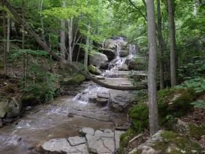 Three Falls Wood, Second Falls, Onondaga County, New York