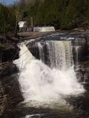 Trenton Falls, High Falls and Upper, Oneida County, New York