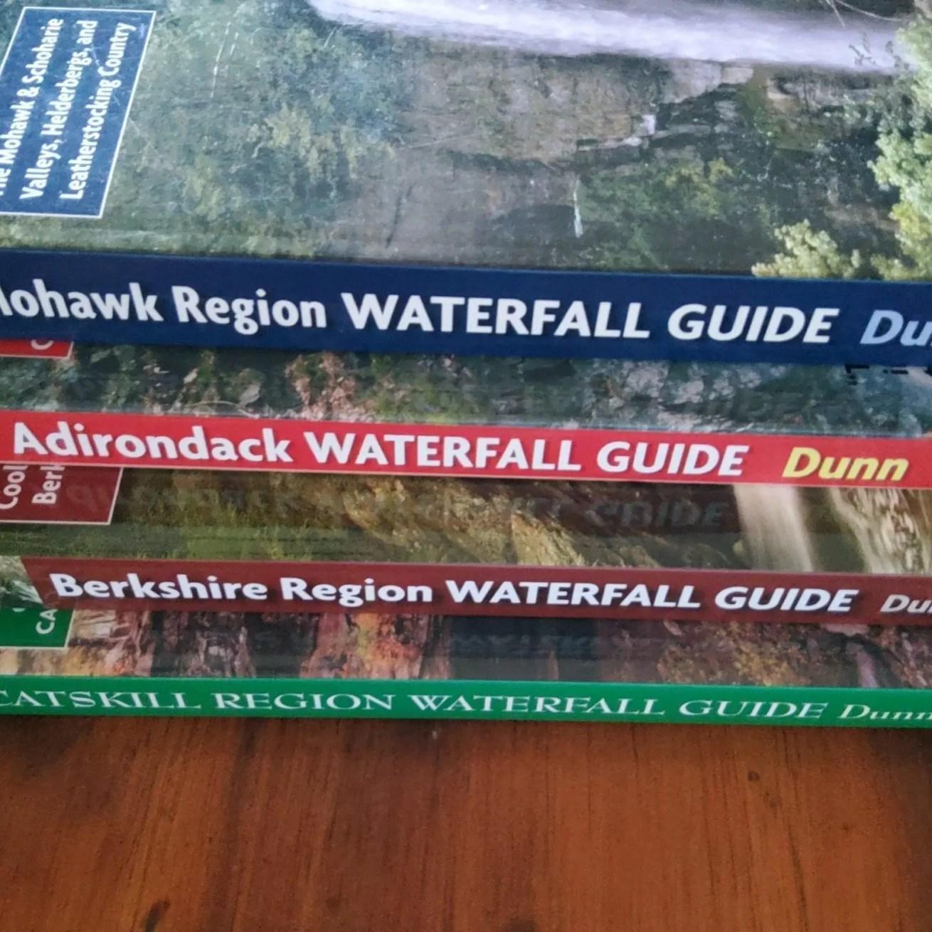 Russell Dunn Regional Waterfall Guides