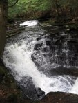 Osceola Falls, Lewis County, New York 7-22-2010