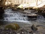 Pixley Falls State Park, tributary, Oneida County, New York