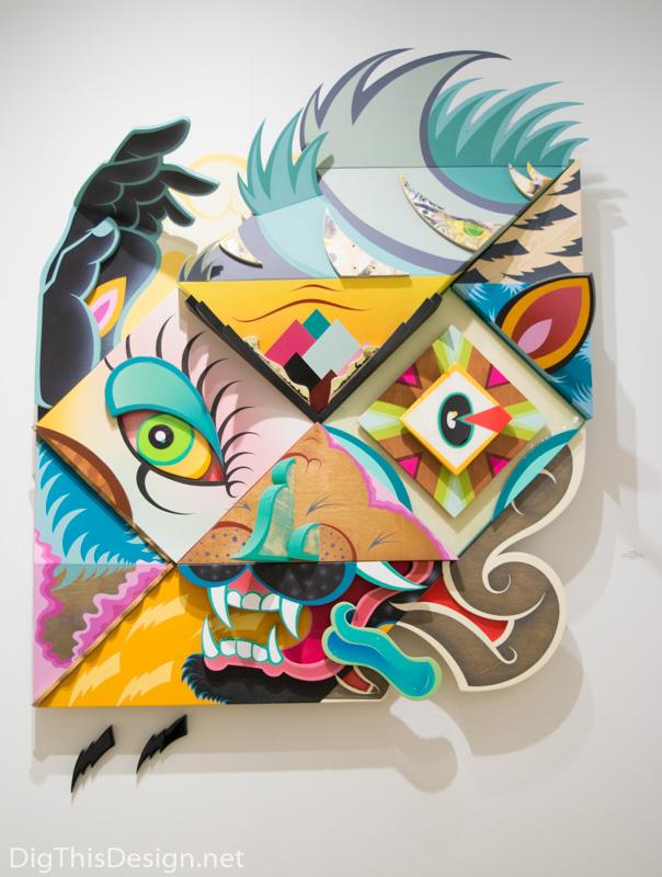 Alex Yanes panel Scope of Art Miami 2015