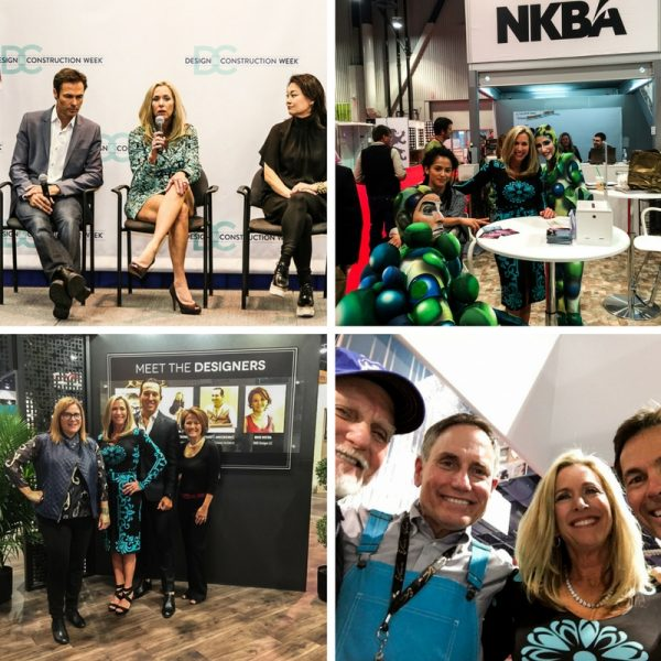 Kitchen and Bath Industry Show - Networking with peers.