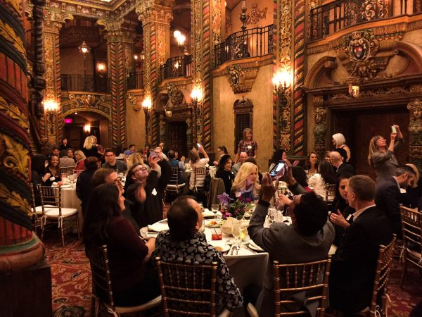 GE Monogram Designer Summit - The Palace Theatre designed by architect John Eberson.