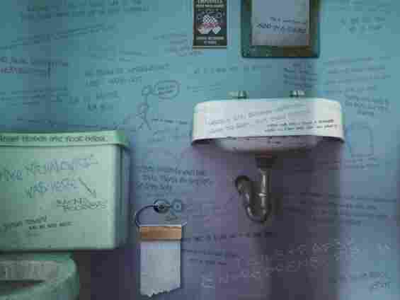 Bathroom Stall Confessions College News