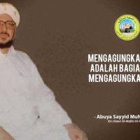 Sayyid Muhammad Alawi Almaliki Almakki. Mewarisi kebesaran hati Rasulullah saw
