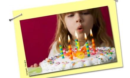 Porque aniversário de criança não é como antigamente?
